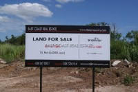 15 Rai land plot in Bang Saray Land For Sale in  South Jomtien