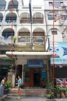 4 Storey Shop House in Soi Yamato  For Sale in  Pattaya City