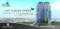 City Garden Tower PRICES START FROM 1,690,000 THB Condominium For Sale in  Pattaya City