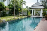 Wongamat Executive Pool Villa Houses For Sale in  Wongamat Beach